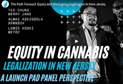 The Path Forward: Equity and Marijuana Legalization In New Jersey