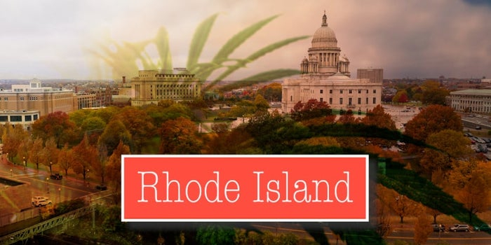 Legal Cannabis Could Soon Make Its Way to Rhode Island