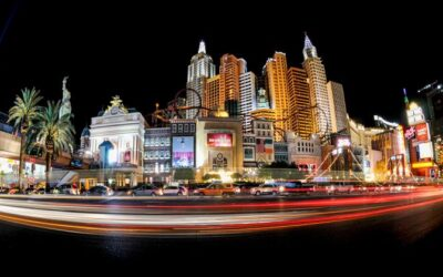 Nevada Gives Green Light to Cannabis Consumption Lounges